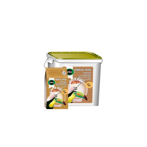 VERSELE ORLUX TROPICAL PATE 5KG CUBO