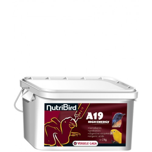 NUTRIBIRD A 19 HIGH ENERGY 3kg