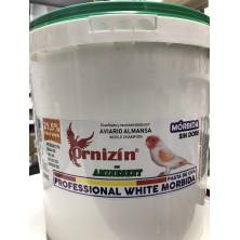 ORNIZIN PROFESSIONAL WHITE MORBIDA 7kg