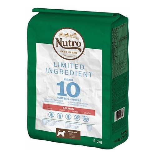 NUTRO LIMITED INGREDIENT SALMON 9.5 KG