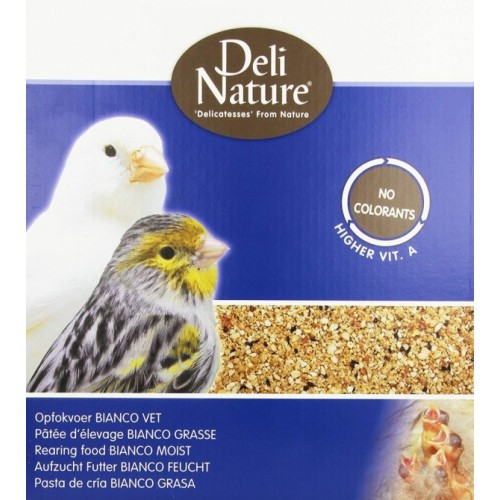 DELI NATURE BLANCA MORBIDA 10KG