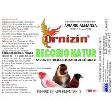 ORNIZIN BECOBIO 100ml