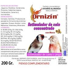 ESTIMULADOR DE CANTO Y PEGA 200gr