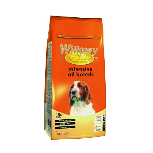 WILLOWY GOLD INTENSIVE 15 KG