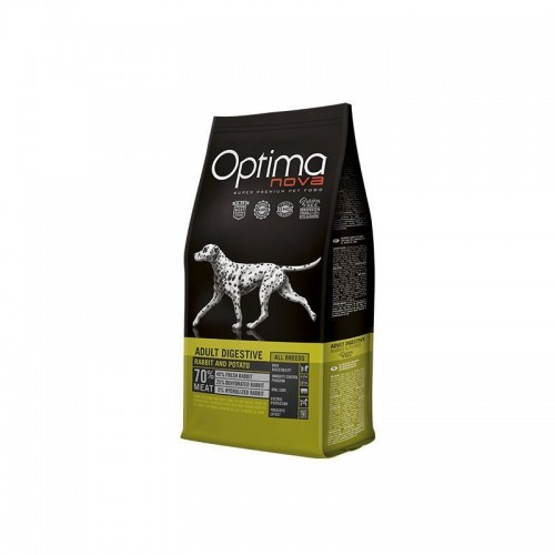 Optima Nova Adult Digestive Rabbit & Potato 12KG