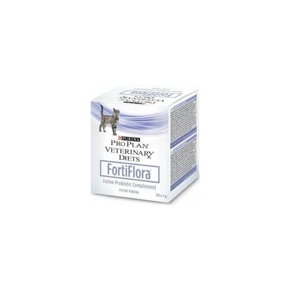 PURINA FORTIFLORA GATOS 30 SOBRES
