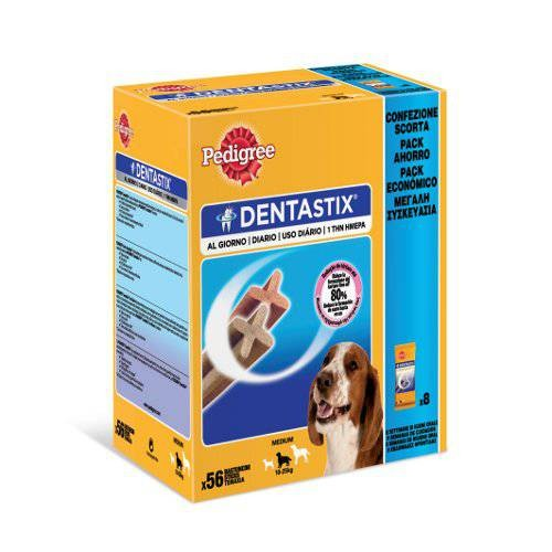 DENTAL STICK MEDIUM 56 UNIDADES