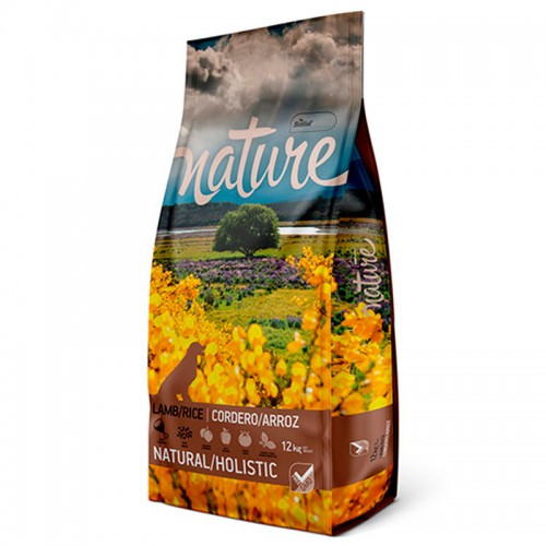 Satisfaction Nature Cordero Y Arroz 12kg