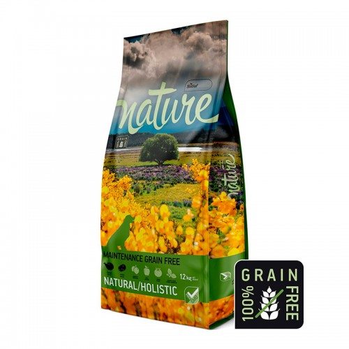 Satisfaction Nature Grain Free Pollo 12 kg