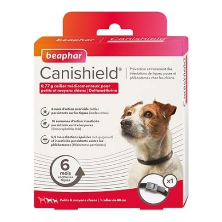 Canishield, collar antipulgas, garrapatas y mosquitos para perro pequeños 48 cm