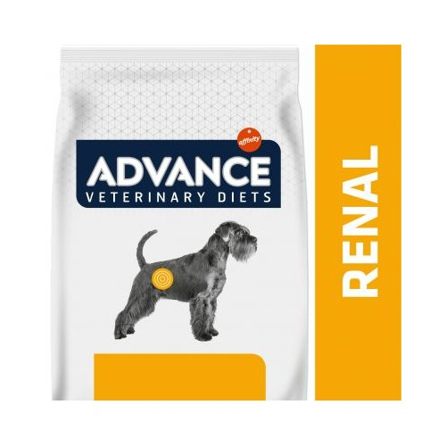 Advance Renal Veterinary Diets para perros 12KG