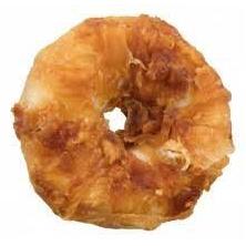 Trixie Anillo Masticable Pollo Denta Fun, ø10 cm, 150 g