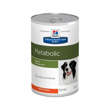 Hill's Metabolic Prescription Diet latas para perros