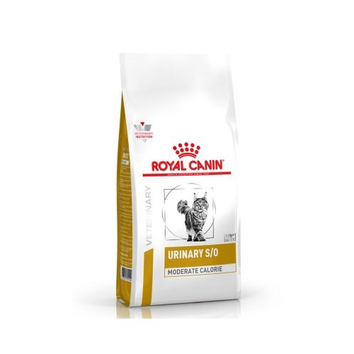 Royal Canin Urinary S/O Moderate Calorie Veterinary Diet pienso para gatos
