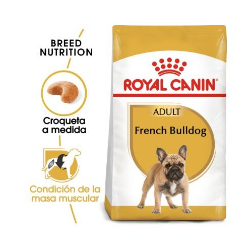 ROYAL CANIN BULLDOG FRANCES ADULTO 9 kg