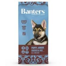 Banters Puppy Pollo para cachorros