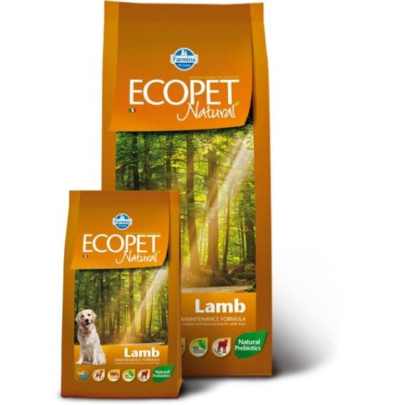 Ecopet Natural Lamb 12kg