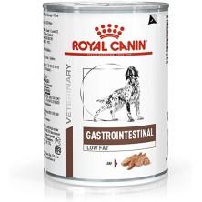 LATAS ROYAL CANIN GASTROINTESTINAL LOW FAT 400 G