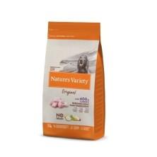 Nature's Variety Original No Grain Medium/Maxi Pavo 12 KG