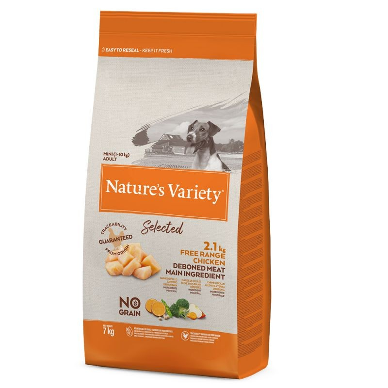 Nature's Variety Selected Mini Adult pollo campero