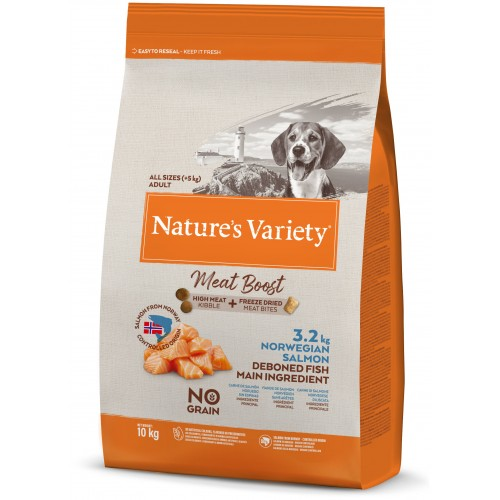 Pienso perros Nature's Variety Meat Boost Pollo
