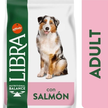 Libra Dog Pienso Adult Salmón