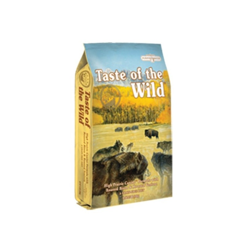 Taste of the wild high praire
