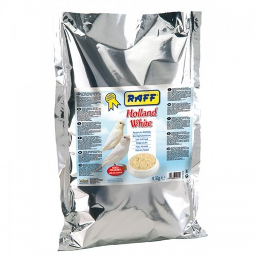 PASTA RAFF HOLLAND WHITE 4kg