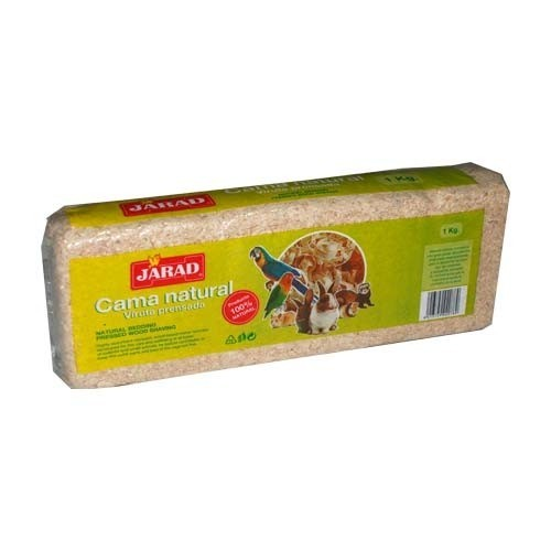 CAMA NATURAL VIRUTA PRENSADA 1kg