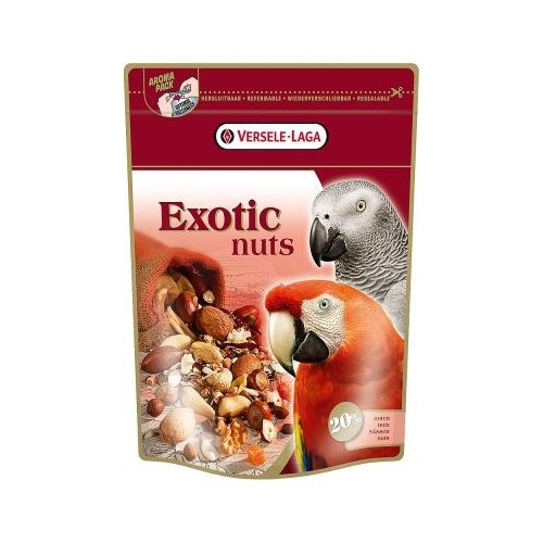 EXOTIC NUTS VÉRSELE 750gr