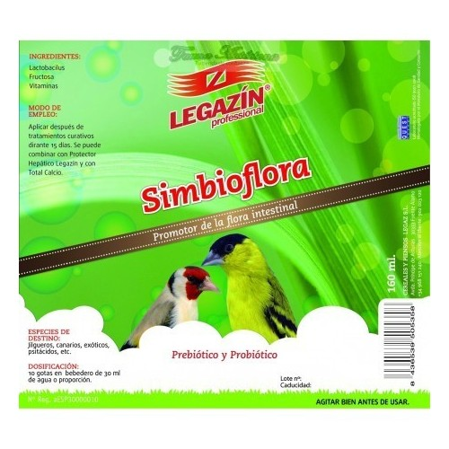 SIMBIOFLORA 160ml