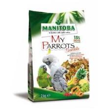 MANITOBA MY PARROTS SENSIBLE 2KG