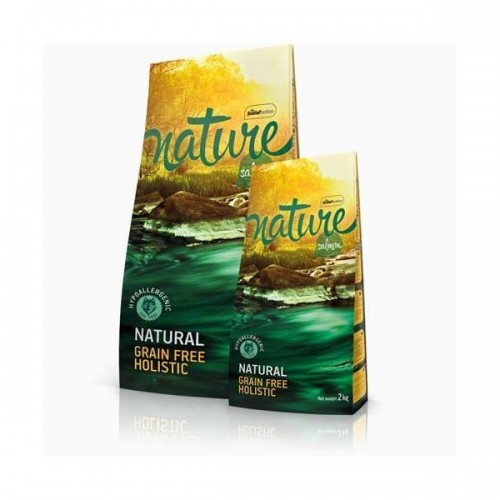 Nature by satisfaction salmón 12 kg