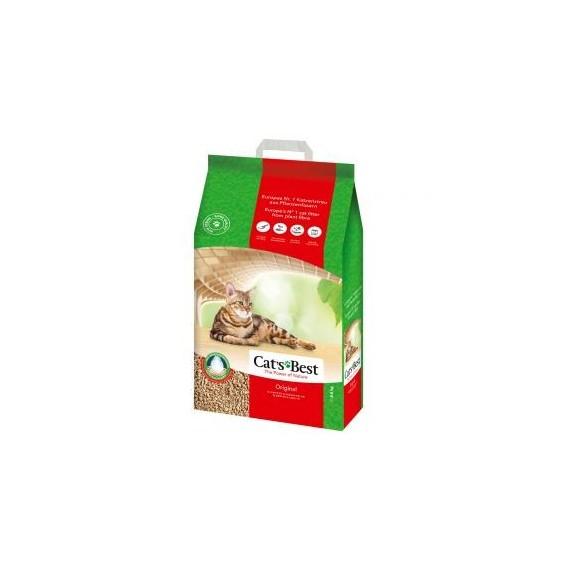 Cats Best Okoplus Lecho para Gatos 40l