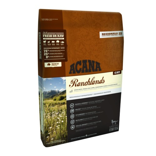 ACANA RANCHLANDS CAT 5.4 KG