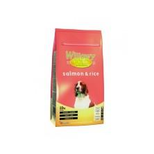 Willowy gold salmon y arroz 10 kg