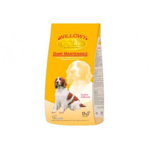 willowy gold diary15kg