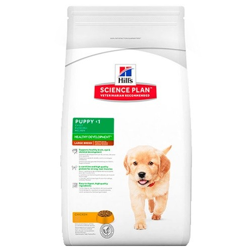 hill's canin puppy large breed 16kg