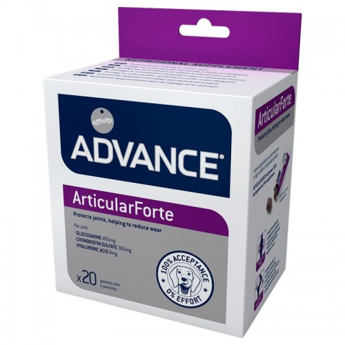 ADVANCE ARTICULARE FORTE 200gr. 40 PARTICULAS