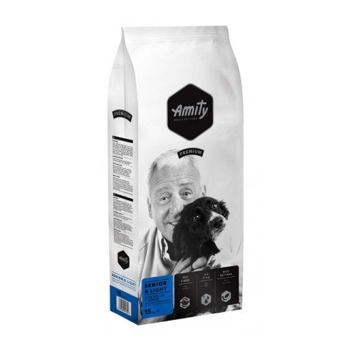 AMITY PREMIUN SENIOR LIGHT 15KG