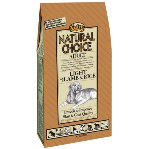 NUTRO CHOICE LIGHT 10 KG